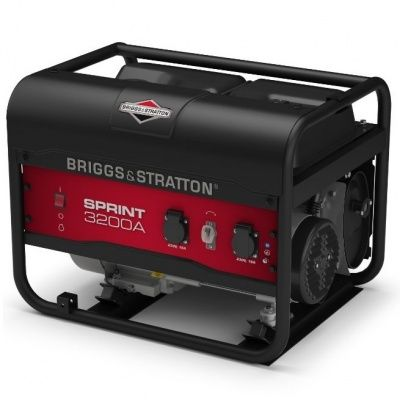 Бензиновый генератор Briggs&Stratton Sprint 3200A